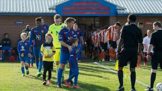 Maldon & Tiptree V Ware FC 15/10/16
