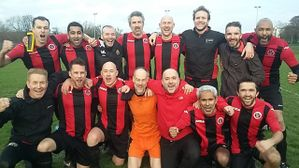 V's Vets beat Rustington 1-0 to go through to the County Cup Final