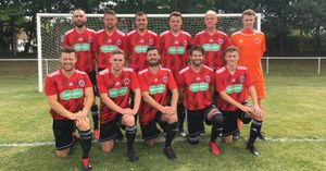 Hailsham 1 - 2 AFC Varndeanians