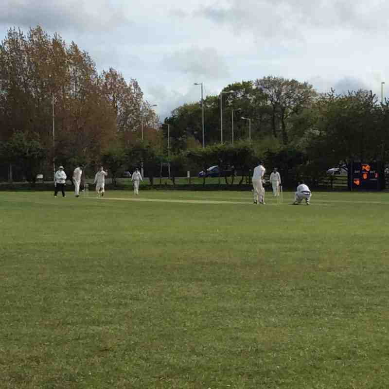 1st XI v Irby - 9th May 2015
