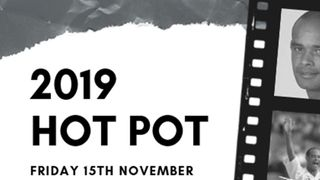 Hot Pot - speaker & date confirmed