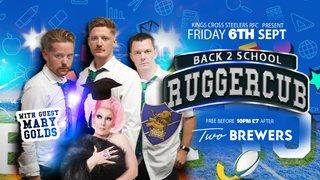 Ruggercub - Back To School