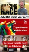 Summer Party & Amazing Race