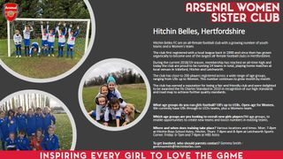 Arsenal Sister Club