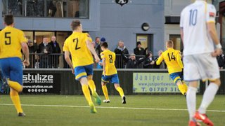 Two Goal Home Defeat