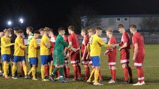 AFC Sudbury U18s 4 Mildenhall U18s 0