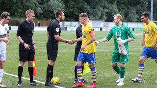 Preseason Friendly v Chelmsford City