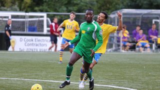 Preseason Friendly v Haringey Borough
