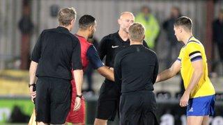 AFC Sudbury 2 Hadleigh United 2 Pens 4-5