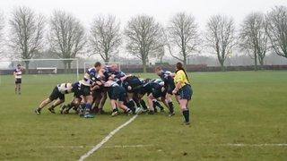 Harwell RFC 1st team beat Berkshire Shire Hall 24 - 14