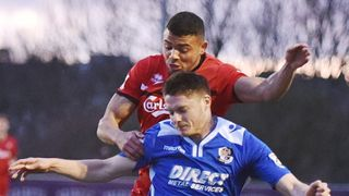 Truro City v Dartford (3-0) Tue 5th April 2016