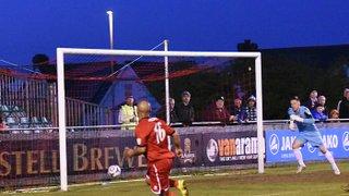 Truro City v Maidstone United - Play Off Semi Final 1st Leg: Wed 4th May 2016