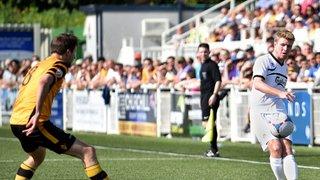 maidstone Utd v Truro City Play Off Semi Final 2nd Leg 8th May 2016