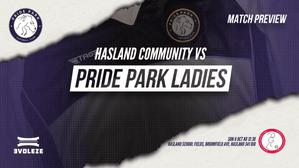 PREVIEW | Ladies at Hasland