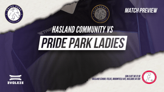 PREVIEW | Ladies at Hasland