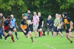 Barns Green Secure First Win.... Just