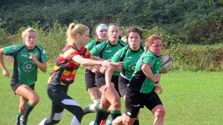 Ladies dominate with ten tries in Kent