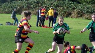 HWRFC Ladies 58  vs   Ashford Ladies  0