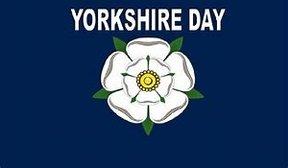 Happy Yorkshire Day