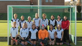 Women's 2's v Harborne 4's 06/12/2014