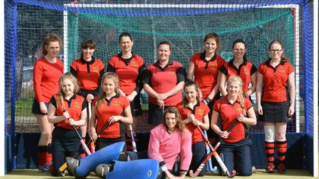 Womens 4th XI