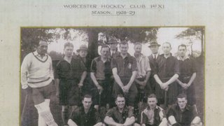 Worcester Hockey Club History