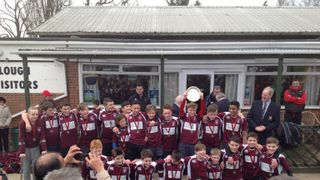 Bletchley U13's win Bucks County Plate Final