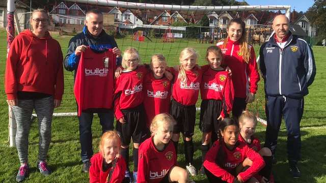 First Outing for our U8s Lionesses Team