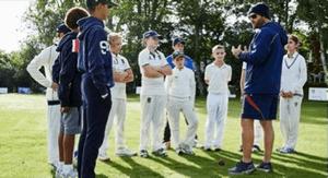 Bucks Cricket Board Outdoor Cricket Camp