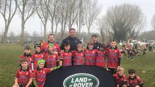 Quins Land Rover Cup Feb 19