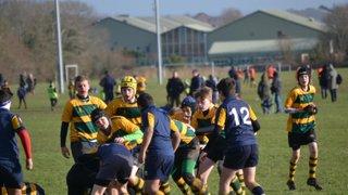 Under 13 v Eastbourne