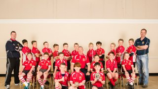 Manchester Rugby Club Team Photo U11s