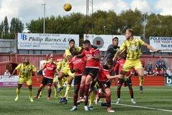 Match Report - Tamworth 3 Boro 1