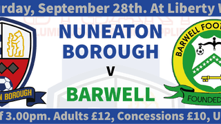 PREVIEW  - Boro v Barwell