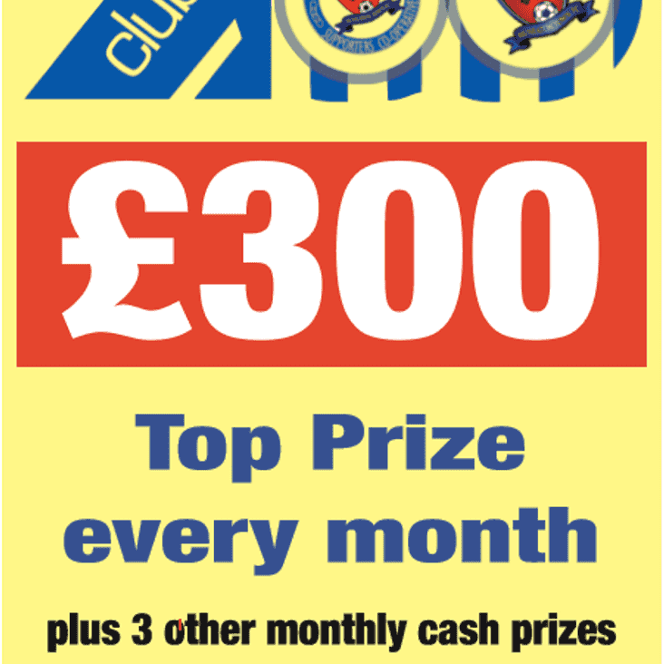200 Club - May Draw and How to Join