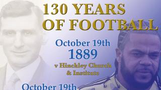 Happy 130th Anniversary Boro