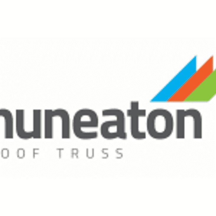 Sponsors Showcase  - Nuneaton Roof Truss