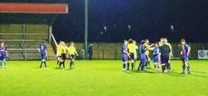 Leicester Road 0 Boro U18's 2