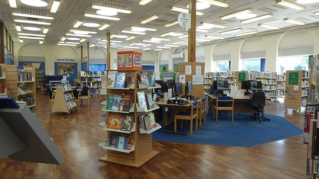 Home Programmes required for Library