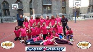 Rugby Lernen wie das Alphabet !