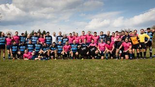 Stade Rugby 40:14 Vienna Celtic