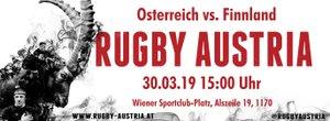 """In der Rugby Europe """"Conference 2 North"""" trifft Österreich auf Finnland"""