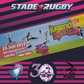 Jugendsporttag 2019: Get Into Rugby mit Stade: TRY, PLAY, STAY !