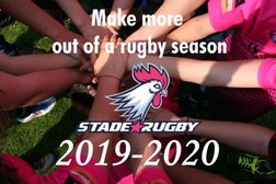 GET ON BOARD: STADE makes more out of this 2019/20 rugby season!