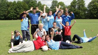 Oxford City Casuals Training Session 19.6.11a