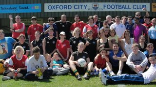 Oxford City Casuals last session for 10/11 session-July 2011