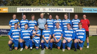City Ladies First Team v Andover