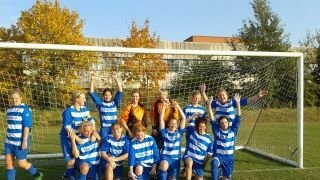 Oxford City Ladies FA Cup Victory - into the 3rd round.