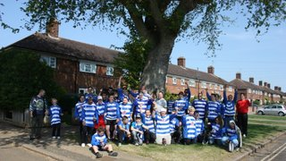 Oxford City Casuals Sponsored Walk May 2011