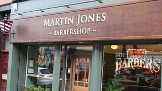 Sponsor: Martin Jones Barbershop